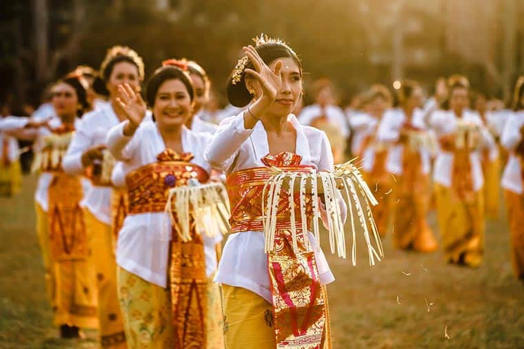 Balinese Traditional Dance - One of many authentic adventures in Bali