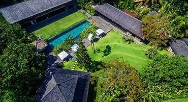 Private villas in Kerobokan, Bali