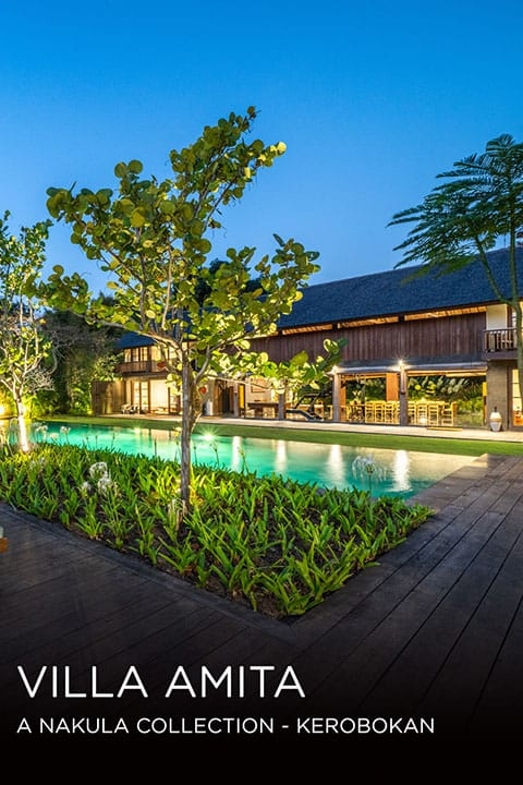 Villa Amita, Bali