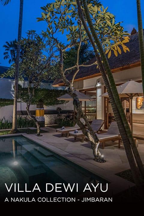 Villa Dewi Ayu, Bali