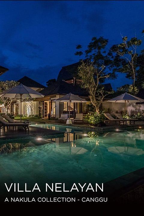 Villa Nelayan, Bali