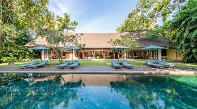 Villa Tirtadari, Kerobokan, Bali - Pool