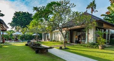 Private villas in Canggu, Bali