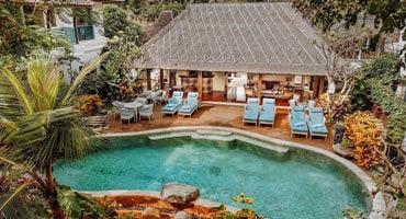 Private villas in Ubud & Sanur, Bali