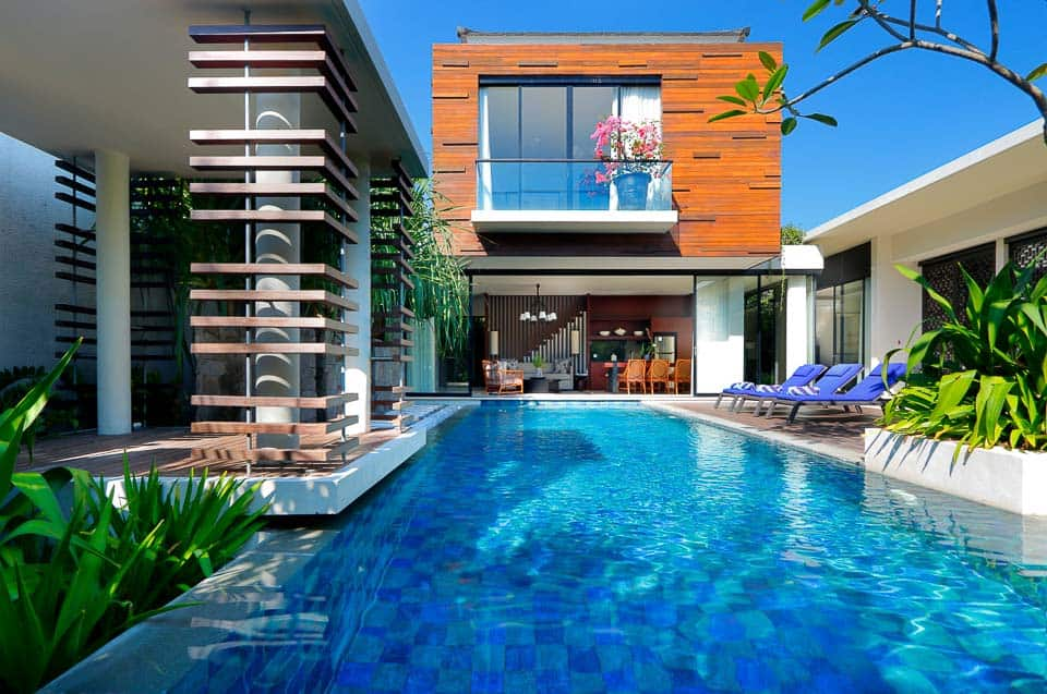 Vinila Nusa Dua - Duplex Pool Villa