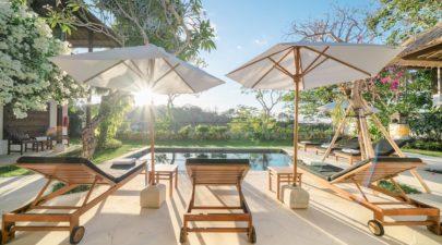 Pool - Villa Indira Jimbaran Bali