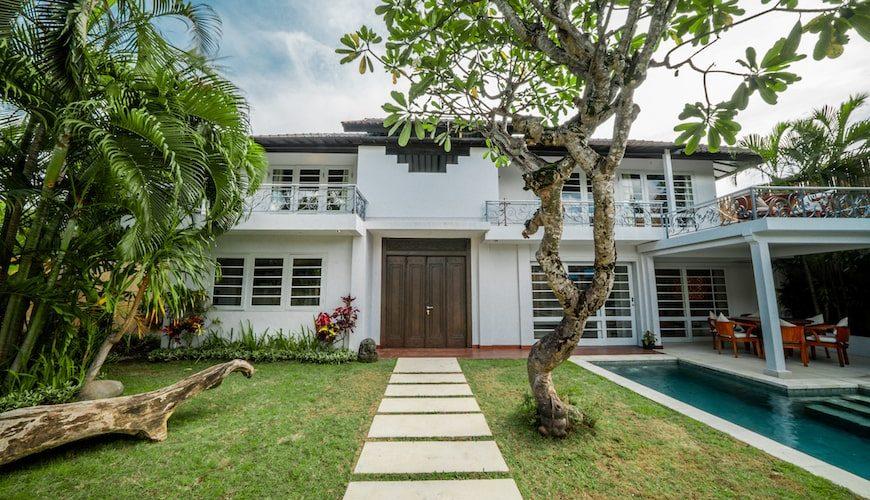 Villa Swarna Family Villa In Seminyak Bali Nakula
