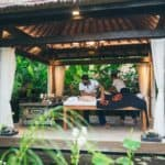 Experience massage by Jari Menari at Nakula Villas