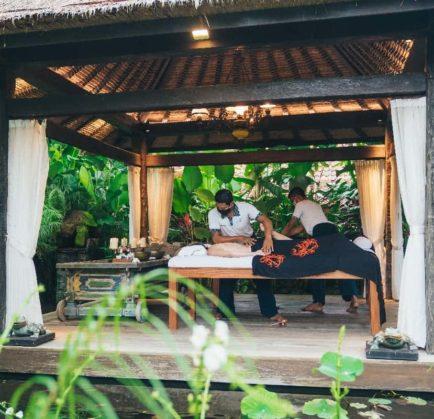 Experience a Relaxing Massage by Jari Menari at Nakula Villas