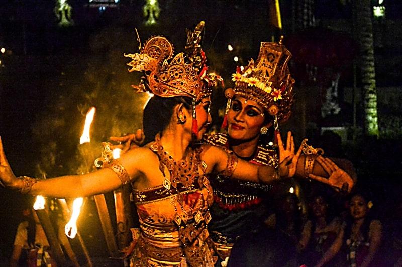 Reasons to Return To Bali - Kecak Fire Dance